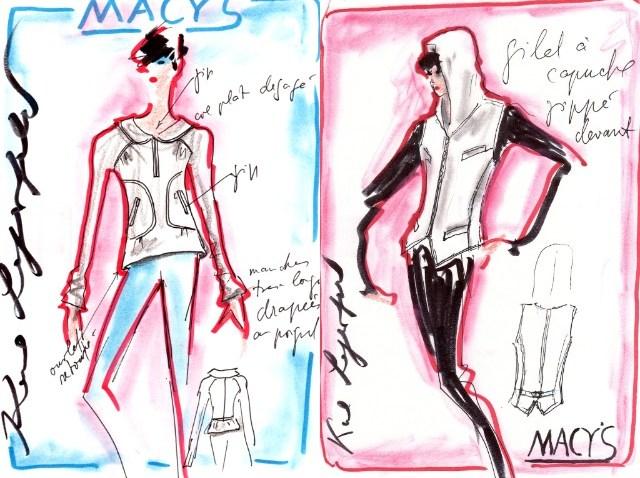 Karl Lagerfeld for Macys