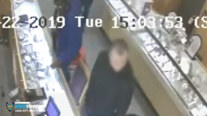 Kay Jewelers Robbery