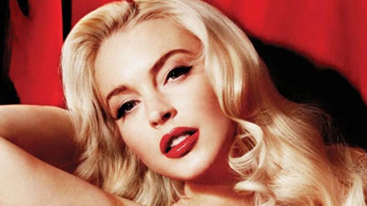 Lindsay Playboy
