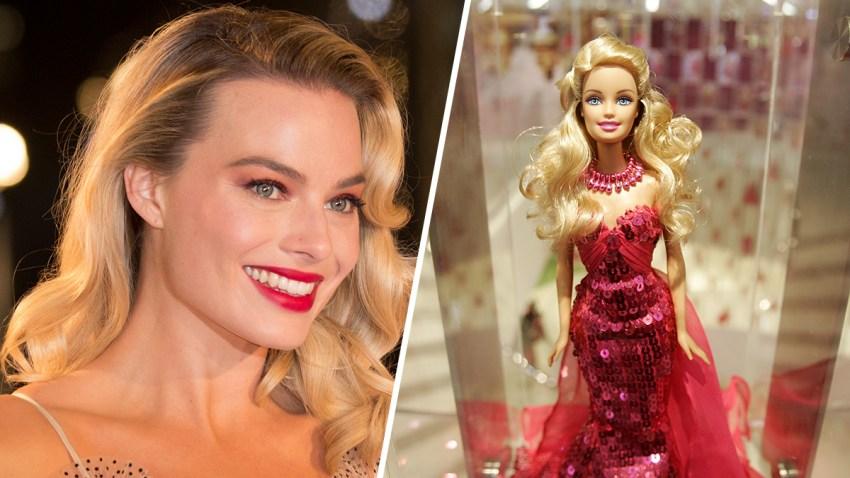 Margot-Barbie
