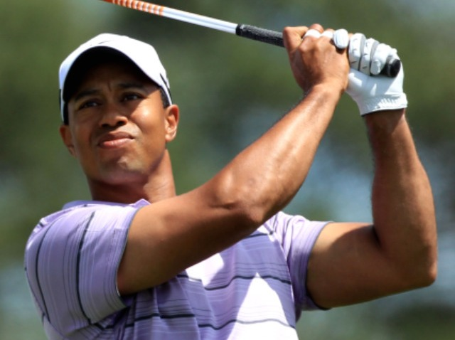 Masters 410 Tiger Woods
