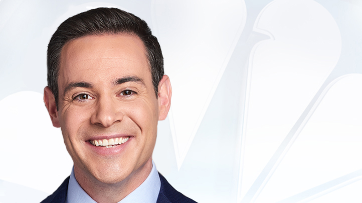 NBC New York Meteorologist Matt Brickman