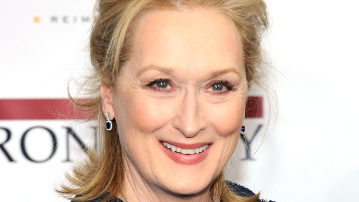 Meryl Streep-award-iron-lady
