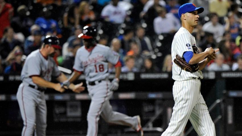 Nationals Mets Baseball
