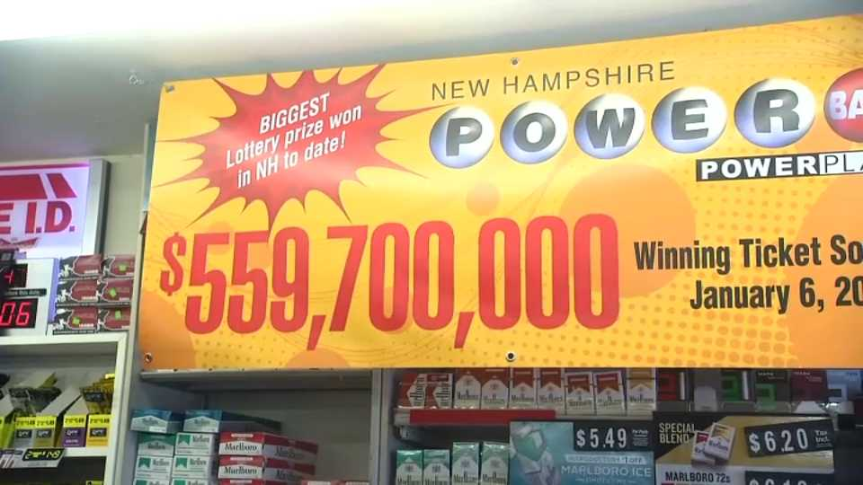 Winner of $560M Powerball Ticket in NH Wants Anonymity ...