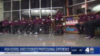 NJ High School Students Go High-Tech