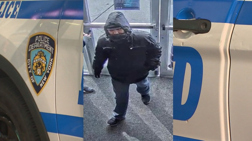 NYC bank robber