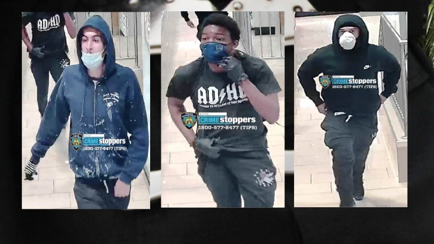 NYPD Looting Suspects