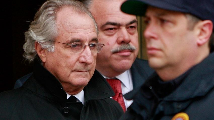 [PHI] Bernard Madoff