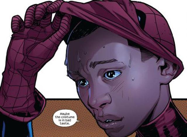 New Spiderman