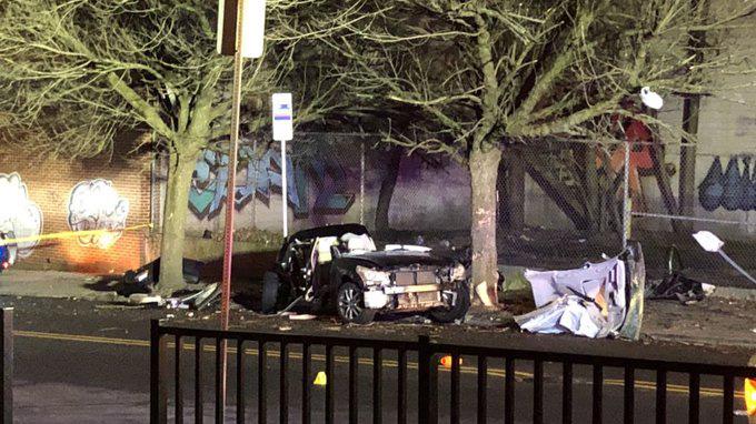2 People Dead, 3 Others Injured in NJ Car Crash: Police