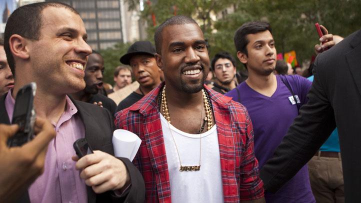 NYC Kanye West