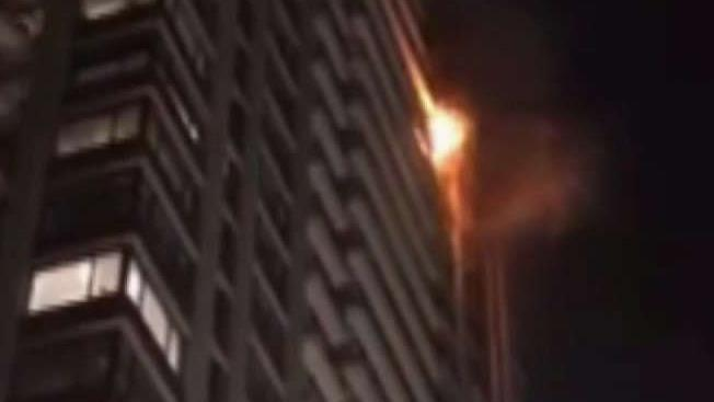 One Dead, Two Hurt in Upper East Side High-Rise Apartment Fire