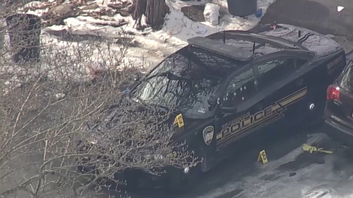 Police-Involved Shooting in New Jersey Leaves Man Dead