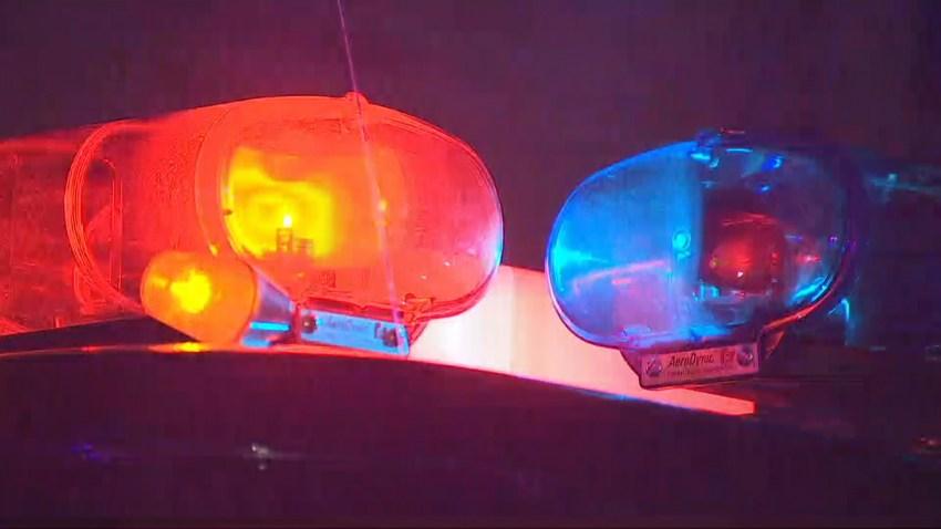 Police Lights Generic NBC4_
