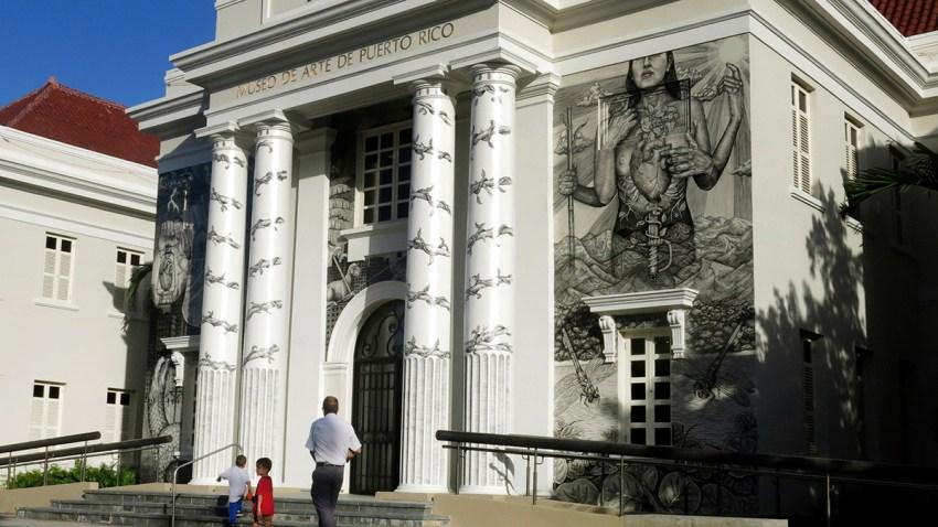 Puerto Rico Digitizing Art