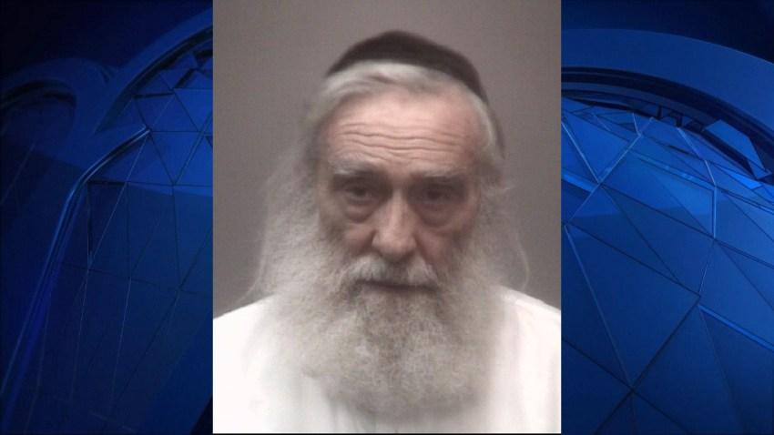Rabbi Greer mugshot
