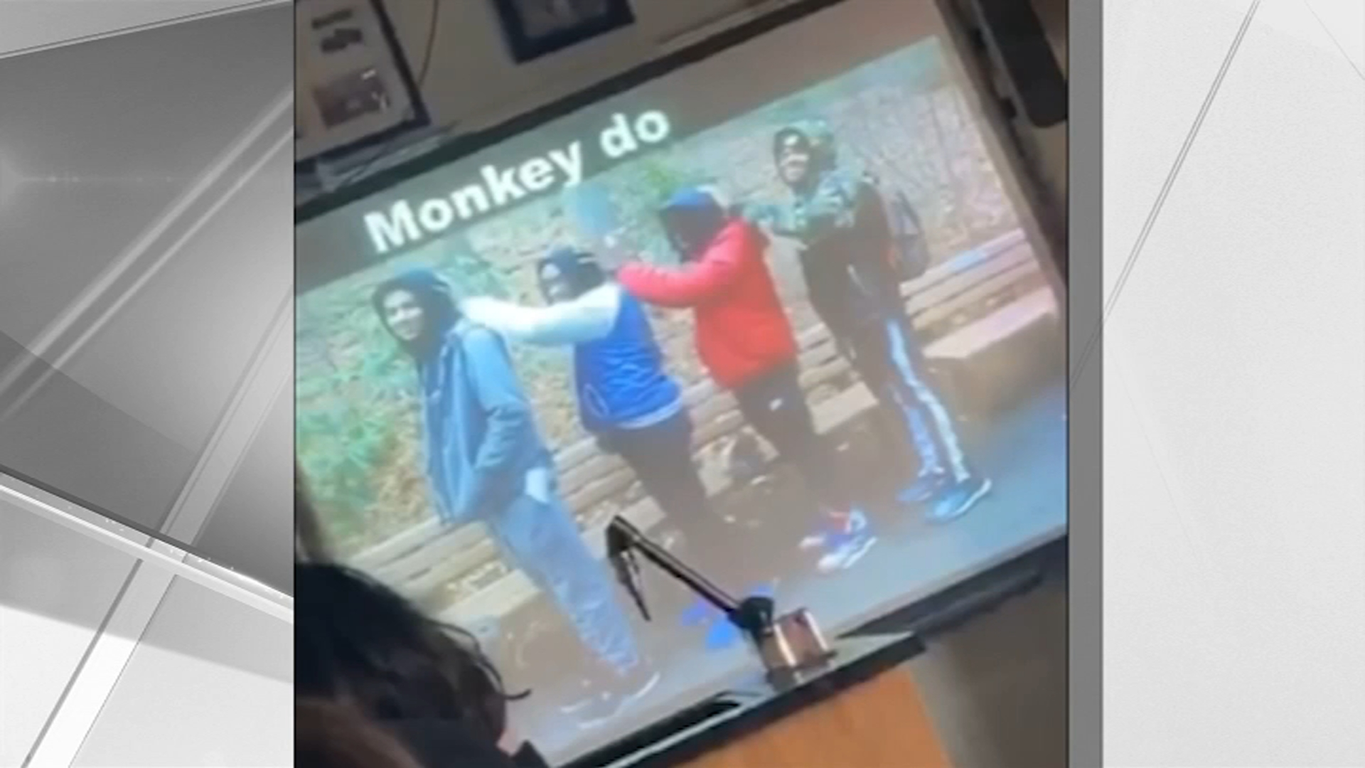'Monkey See, Monkey Do': LI Teachers Accused of Racism for Picture of Students at Zoo