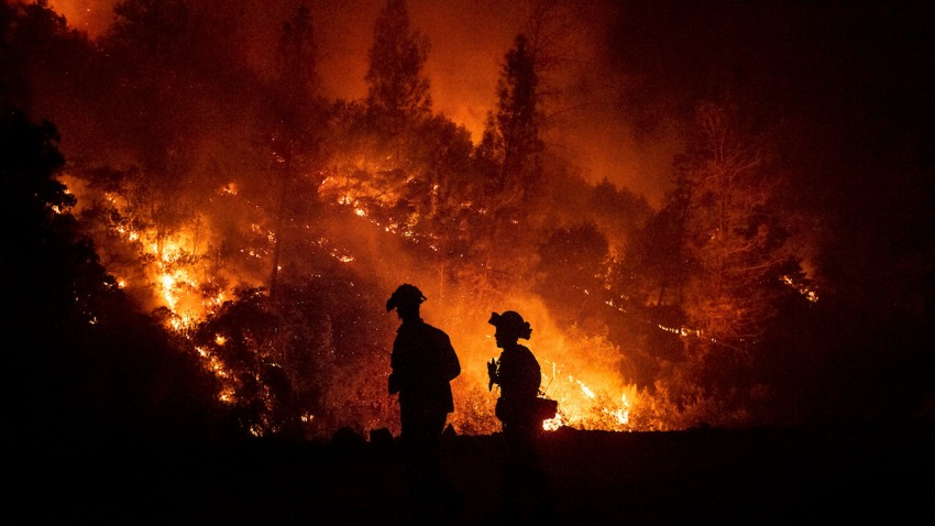 California Wildfires Causes