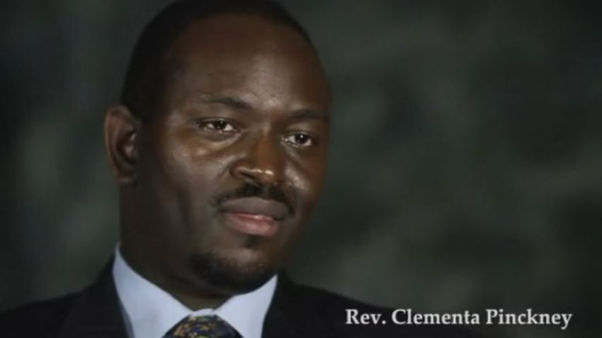 Rev Clementa Pinckney Charleston Massacre