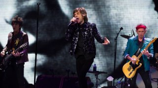 Rolling Stones Barclays