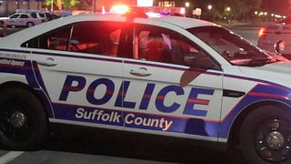 SUFFOLK COUNTY PD