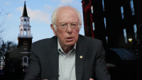 'Tonight': Sen. Bernie Sanders on Protests, History of Police Violence