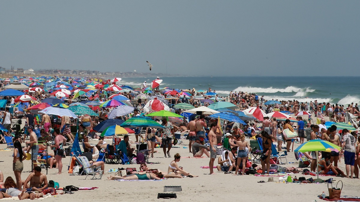 Nyc Beaches Remain Closed Tri State