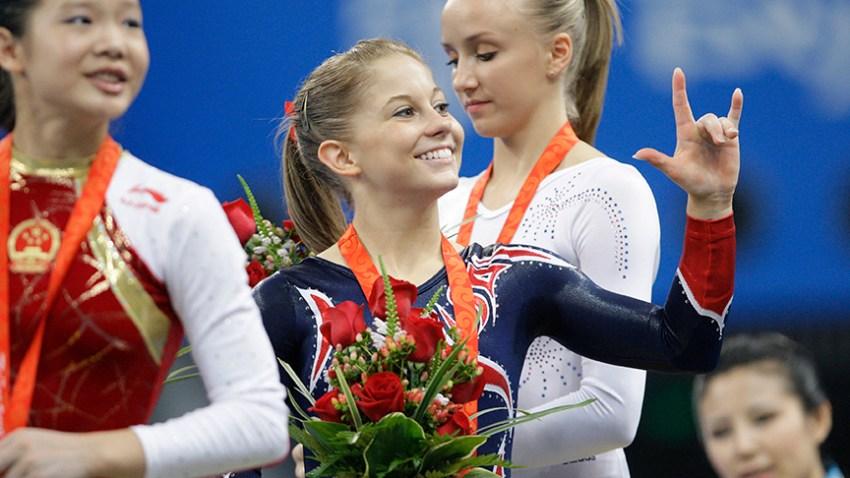 Beijing Olympics Gymnastics Women