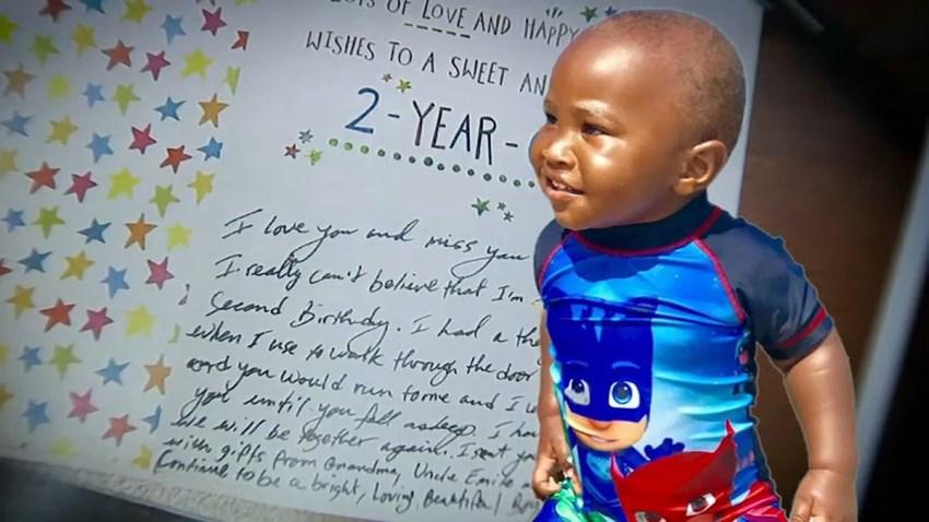 Son Taken to Kenya resized