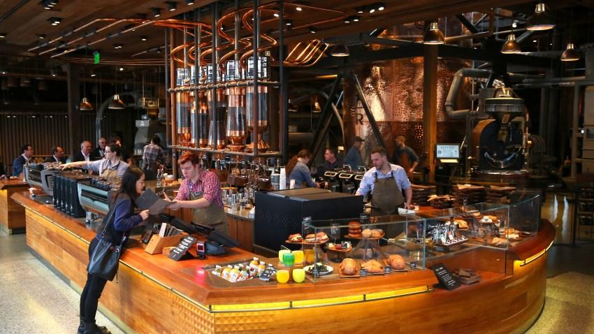 Starbucks Opening Massive Coffee Theater Roastery In