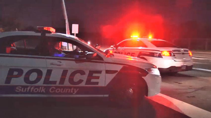 Suffolk County Police LI Stabbing