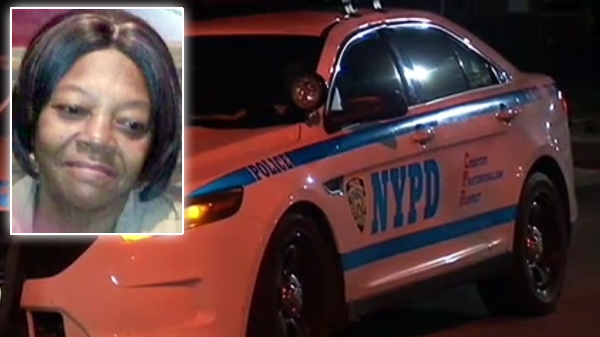 Babys cries lead cops to young woman found dead in Queens