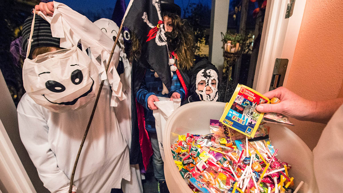 How Old Is Too Old to Trick or Treat on Halloween? – NBC ...
