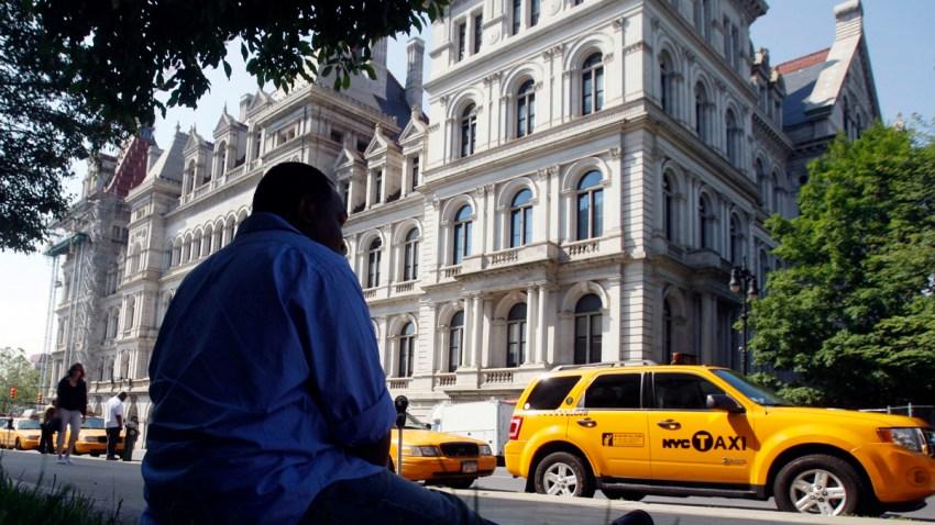 NY Riled Cabbies
