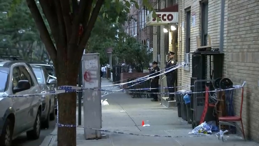 Teen Shot in the Chest Bronx