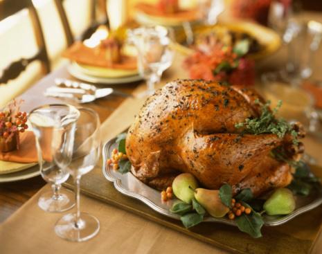 Thanksgiving Generic Turkey
