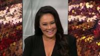 Tia Carrere Chats 'AJ and the Queen'