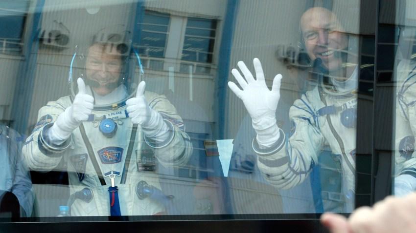 Kazakhstan Russia Space Station