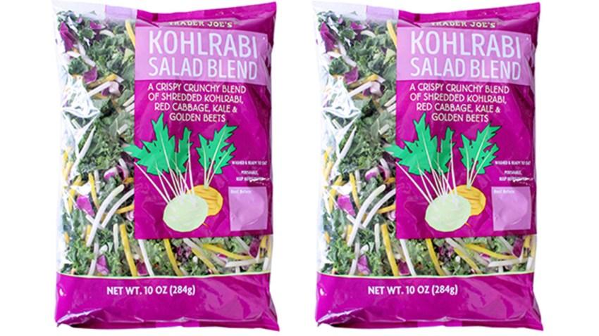 Trader Joes Kohlrabi Salad Blend