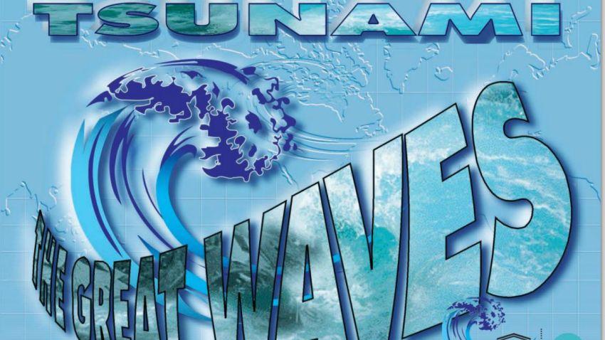 Tsunami great waves 1200
