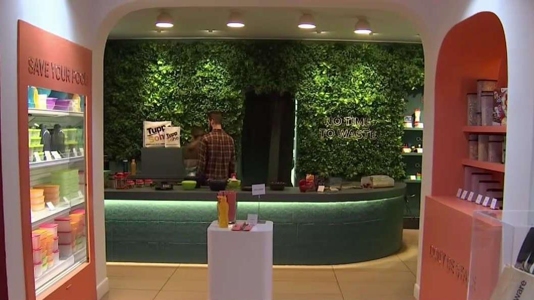 Tupperware Opens Pop Up Store in SoHo