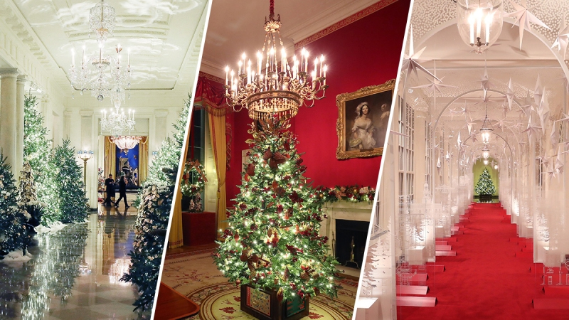 PHOTOS: White House Christmas Decorations Unveiled