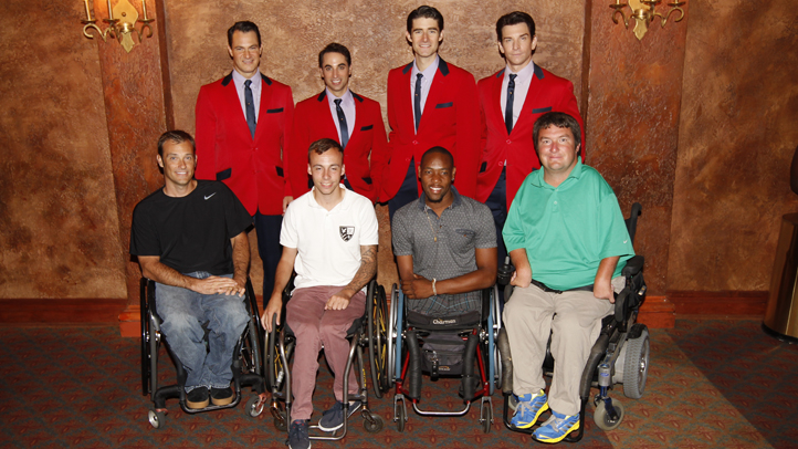 Jersey Boys - Wheelchair Event