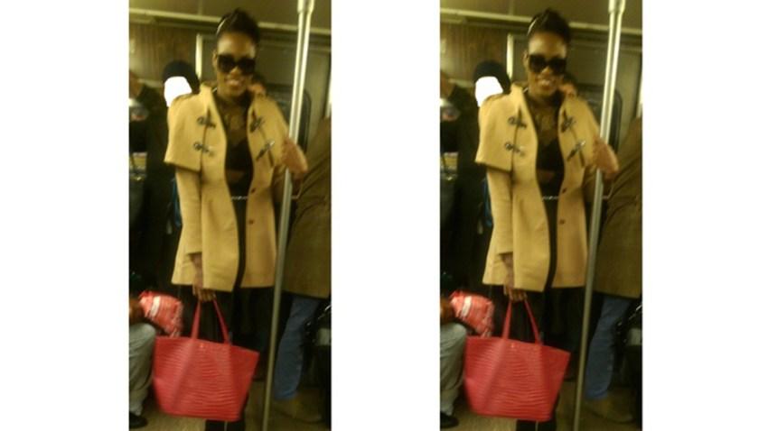 a train subway assault bk