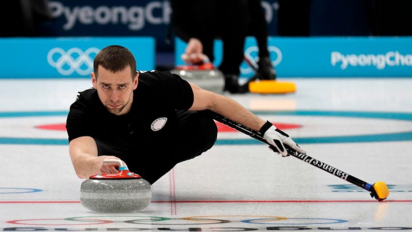 [NBCO-Image]Russian mixed doubles curling