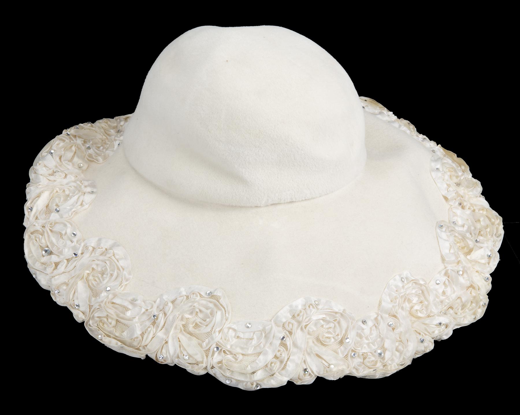 JAMIE Style 1265-BK Knit Hats with Genuine Fox Fur Pom-Poms