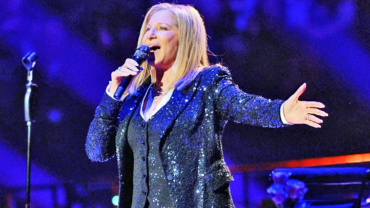 Barbra Streisand Concert Brooklyn