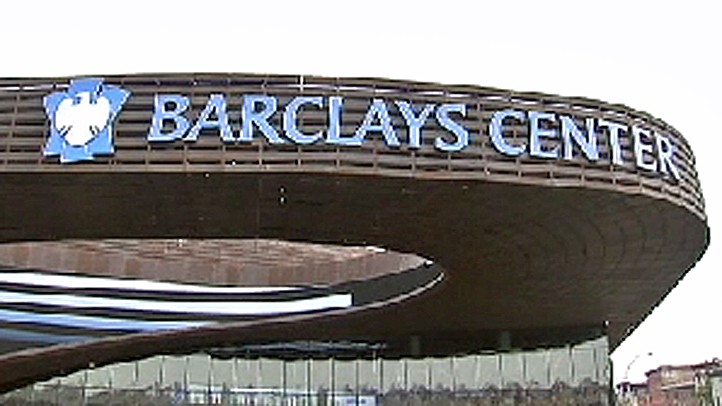 barclays center opening