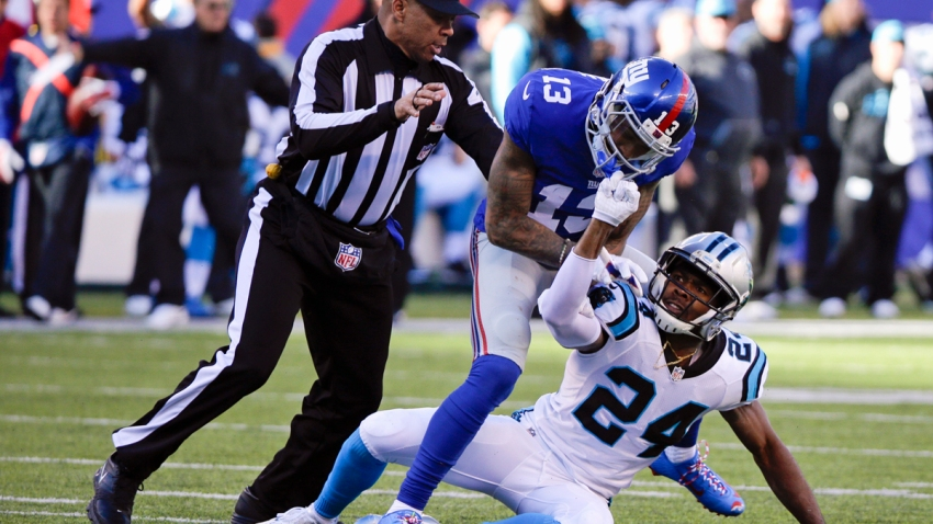 Panthers Giants Football